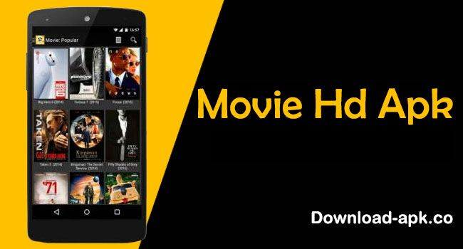 Movie HD APK Download For iPhone, iOS, Android, and PC  Movie HD APP