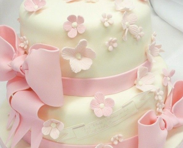 Simple First Communion Cakes | no two cakes are alike as she designs each cake specifically to match ...