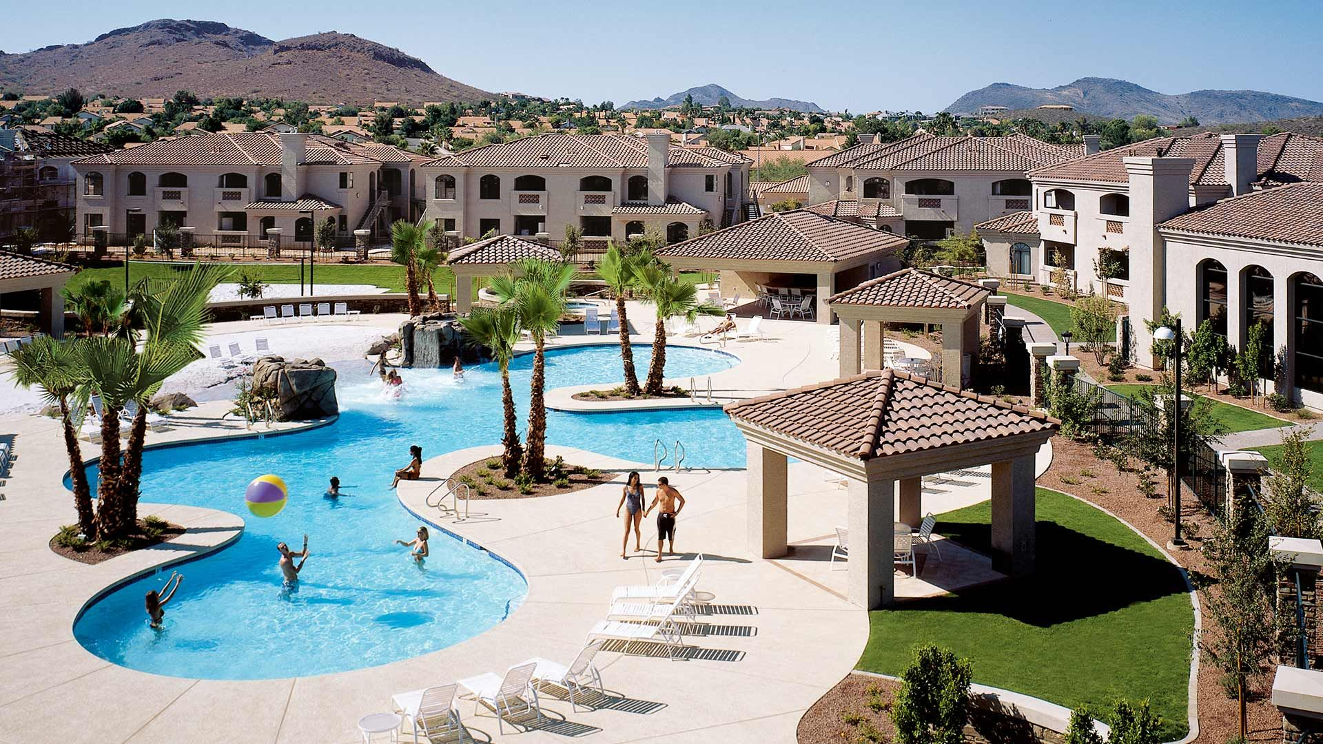 Mark Taylor Homes San Pedregal Apartments Near Phoenix Arizona Pedregal San Deer Valley