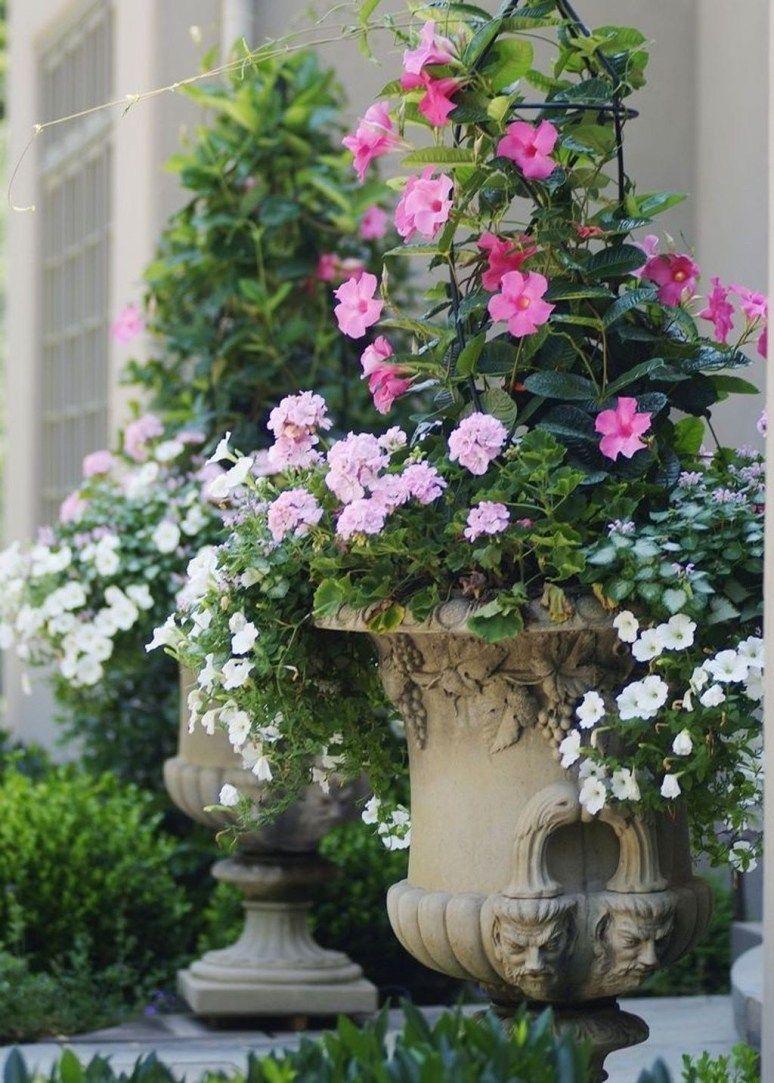 Photo of Brilliant French Country Garden Decor Ideas 30 #french garden design 44 Brillian…