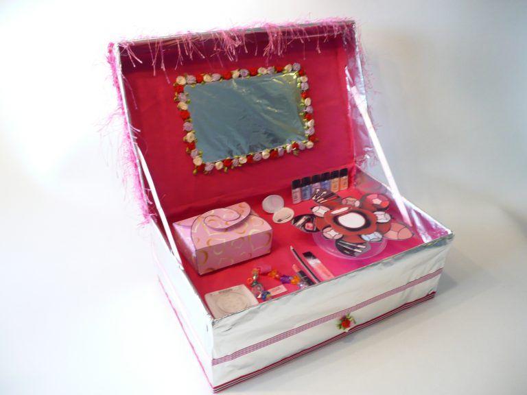 sinterklaas en doosjes make up doos