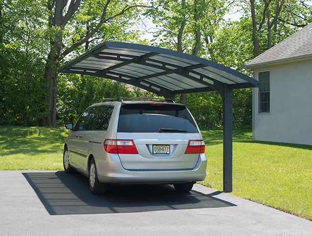 Palram Arizona Is A Uniquely Designed High Performance And Robust Carport And Outdoor Structure Carport Designs Carport Pergola