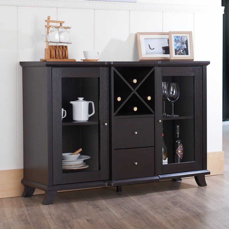 Goudreau Dining Server Outdoor Dining Furniture Buffet Cabinet