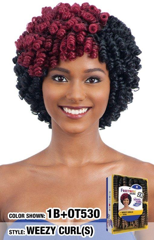 2X+TEENY+CURL (Available+Colors+:+1,+1B,+2,+27,+30,+OT99J) | Crochet hair styles, Curls, Hair styles
