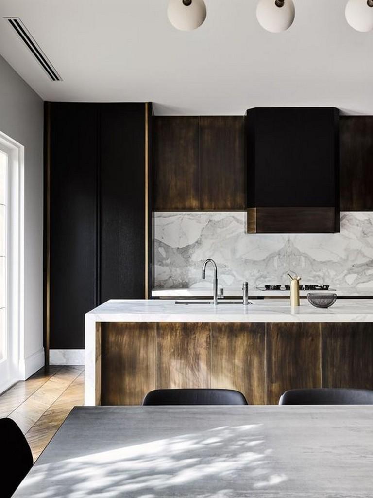 58 Best Contemporary Kitchen Design Ideas Modern Kitchen Design Contemporary Kitchen Design Minimalist Kitchen Design