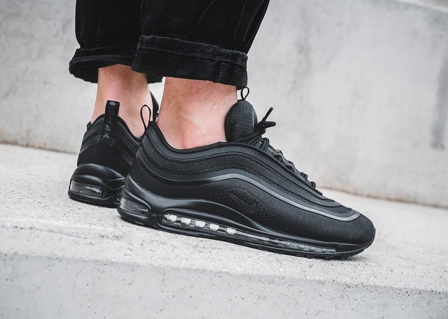 air max 97 triple black on feet nz|Free delivery!