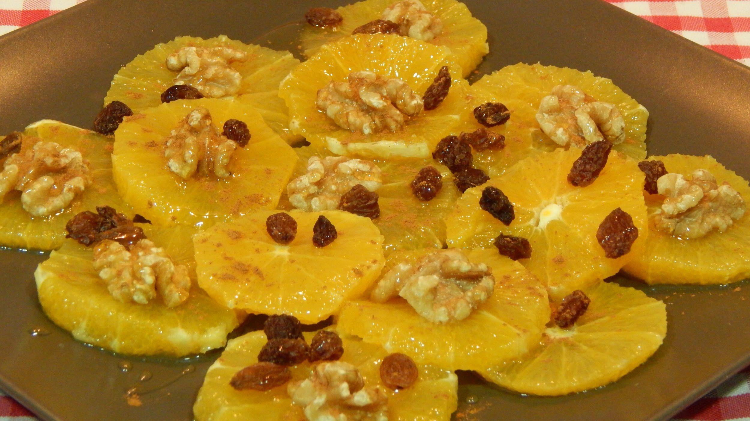 Cómo hacer naranjas preparadas / Receta fácil y rápida