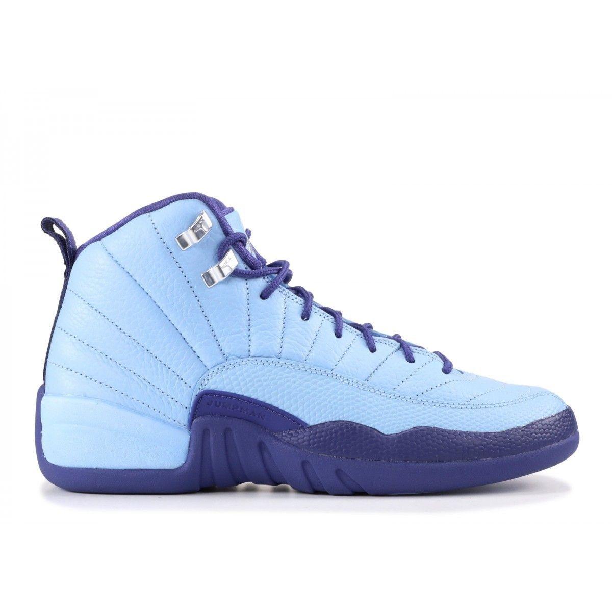 air jordan 12 bleu
