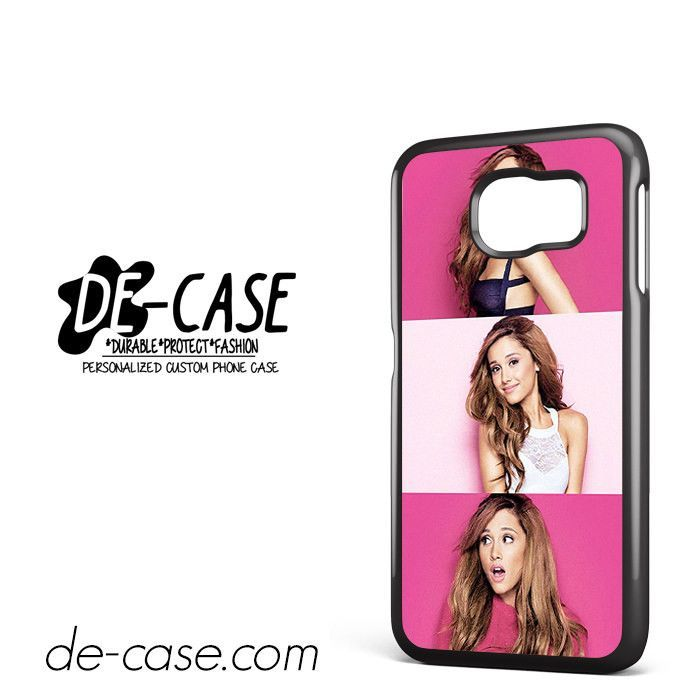 Ariana Grande DEAL-852 Samsung Phonecase Cover For Samsung Galaxy S6 / S6 Edge / S6 Edge Plus