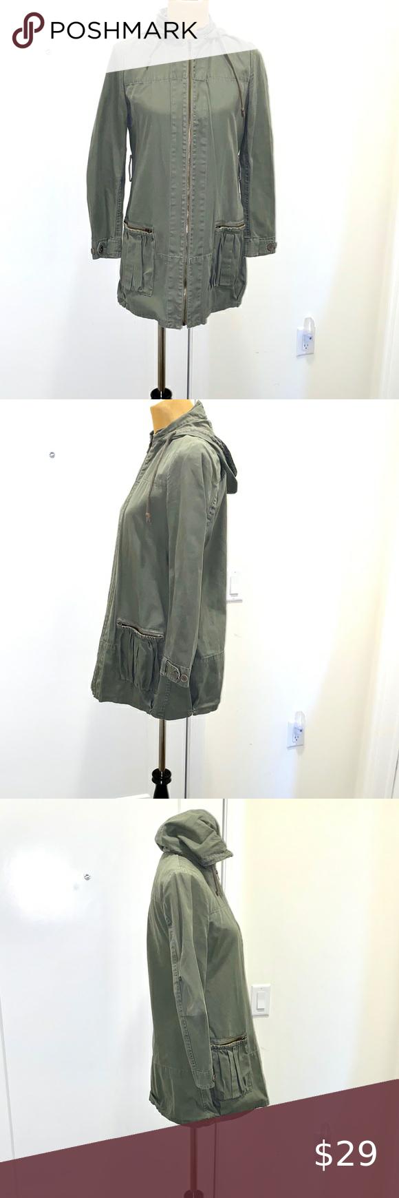 Cotton On Women S Utility Jacket Sz Medium Jackets Womens Utility Jacket Utility Jacket [ 1740 x 580 Pixel ]