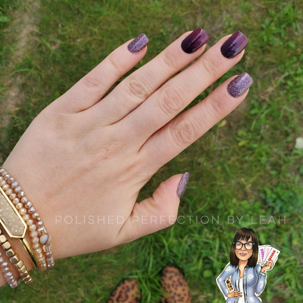 Diy at home color street mani by Polished Perfecti
