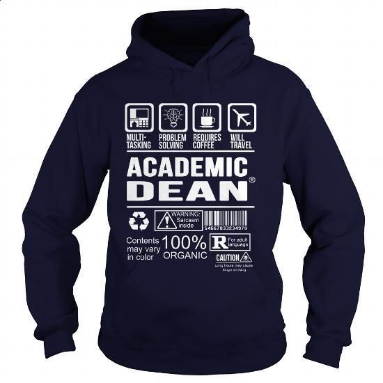 ACADEMIC-DEAN - hoodie women #fitted shirts #street clothing