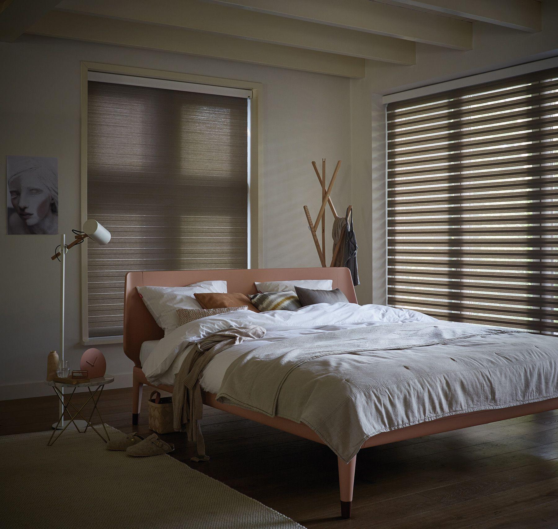 Goede Om je slaapkamer goed te verduisteren kan je kiezen voor houten LC-74