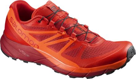 Salomon Sense Ride Trail Running Shoes Men's | REI Outlet