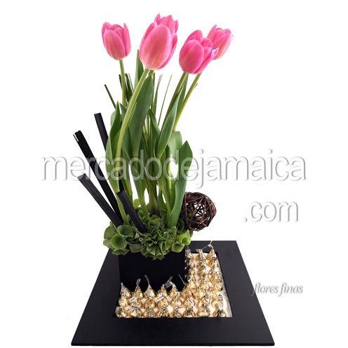 Tulipanes Y Chocolates Ideas De Inspiración Tulipanes