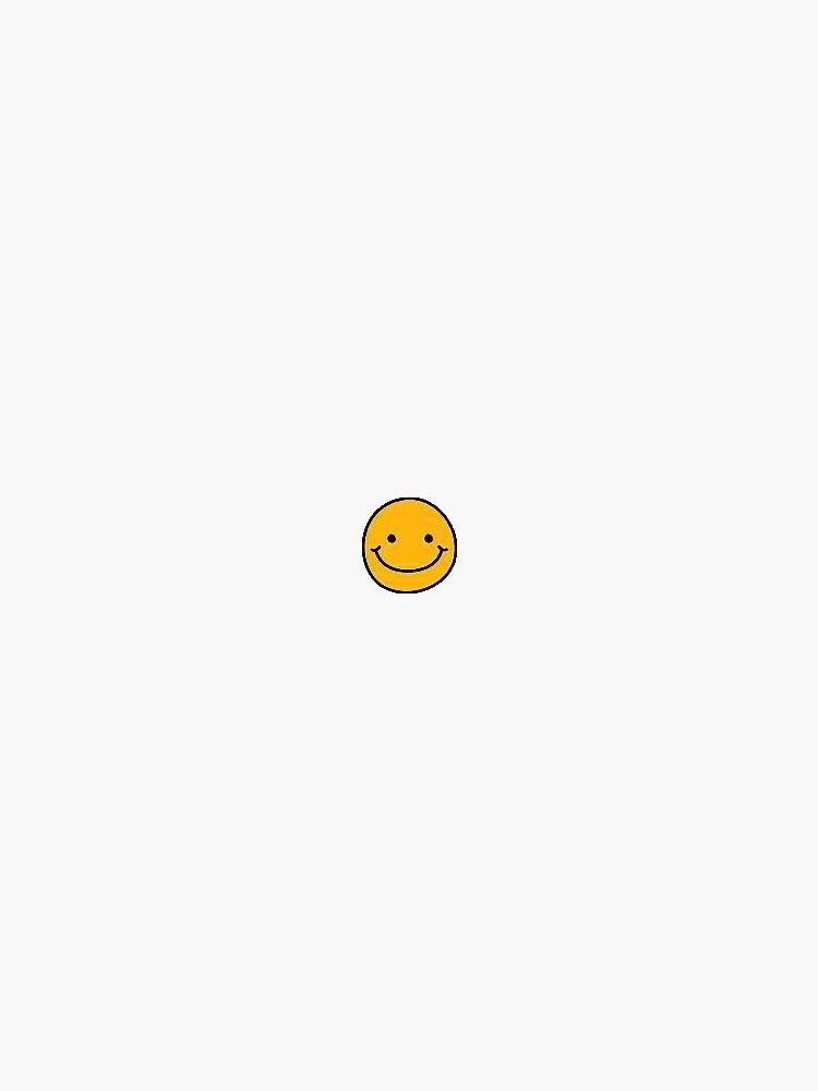 Smile Sticker by carleemarkle