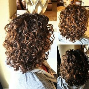Pin On Curly Hairstyles For Women In Their 40 S Over 40