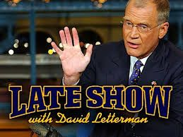 """David Letterman Leaves Late Night -    Thirty-three years later and more than 6,000 episodes brings David Letterman's late night stint to an end.  On air since his late thirties, the 68-year-old has interviewed every possible star, but his last and most heart-felt words went to loved ones. """"I want to thank my family: my wife, ... %url%"""