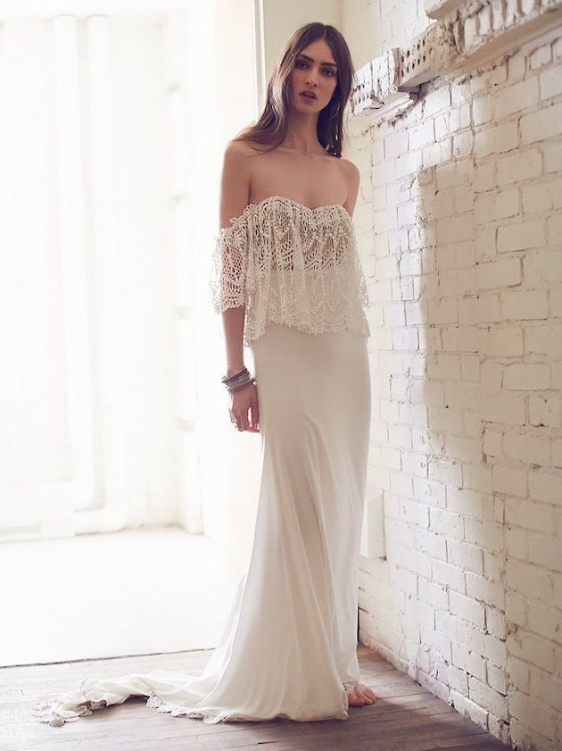 Fp Ever After Free People Wedding Dress Collection 2016