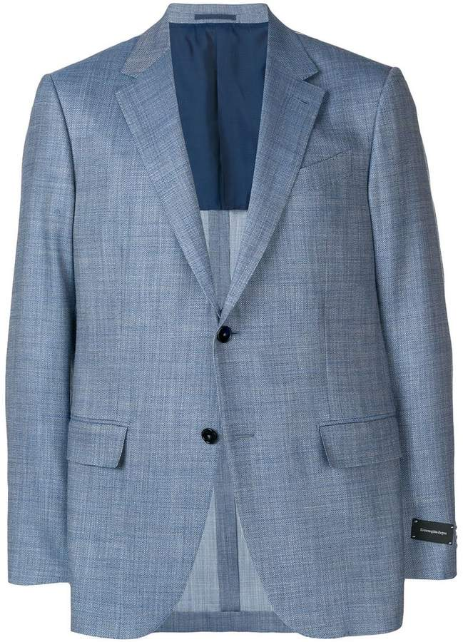 c719263de Ermenegildo Zegna Classic Jacket in 2019 | Products | Jackets, Silk wool