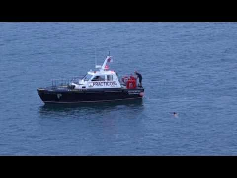 Naked Passenger Jumps Overboard New Cruise Ship Cruise News - Cruise ship naked