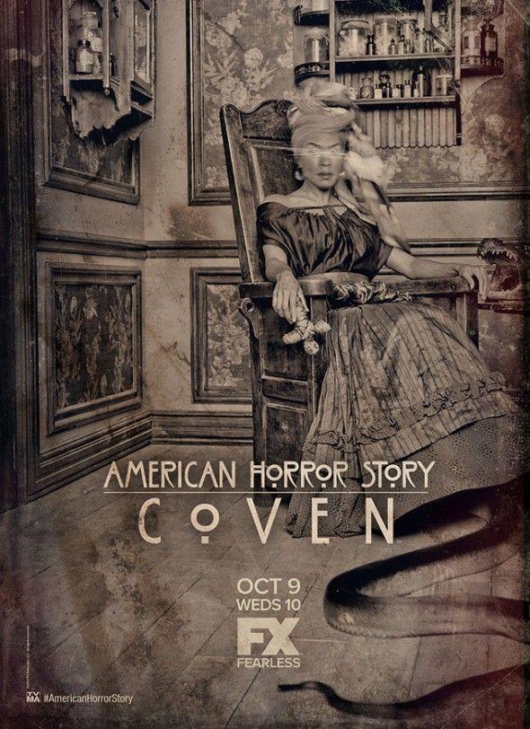 american horror story season 3 new