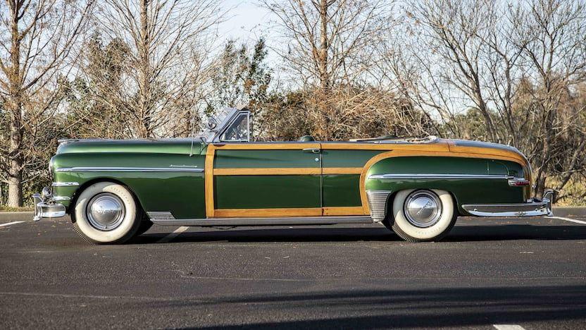1949 Chrysler Google Search Chrysler Town Country