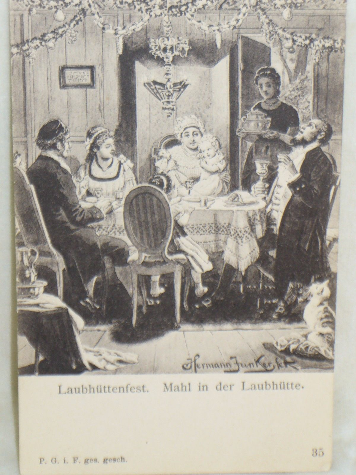 Laubhuttenfest.