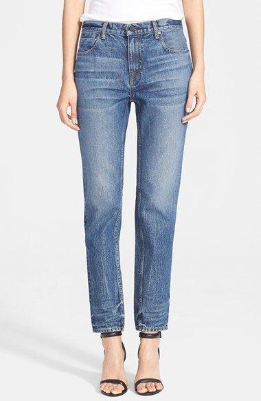 Women's Denim X Alexander Wang Relaxed Fit Jeans