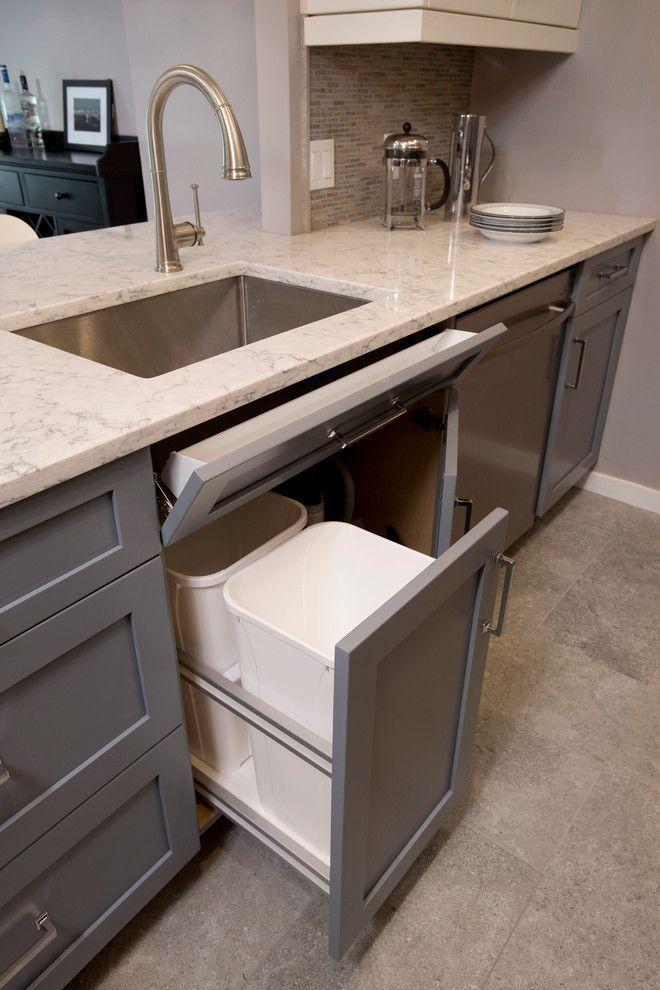 Sie haben eine kleine Küche, wir haben mehr als 20 Ideen, um sie zu verbessern - einschließlich ... - #smallkitchenremodeling
