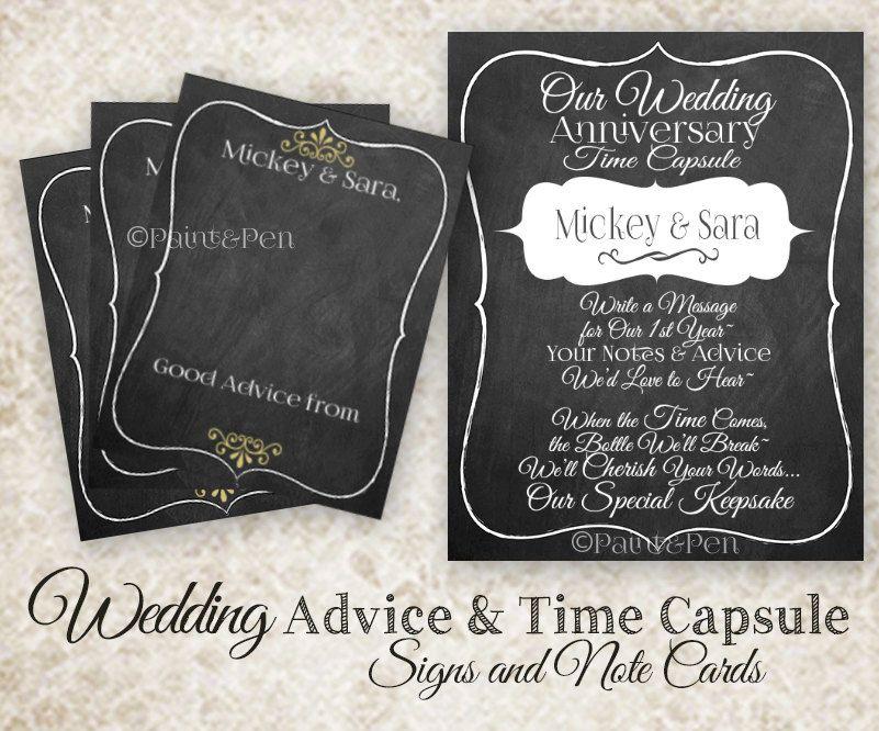 new to paintandpen on etsy custom wedding time capsule wedding