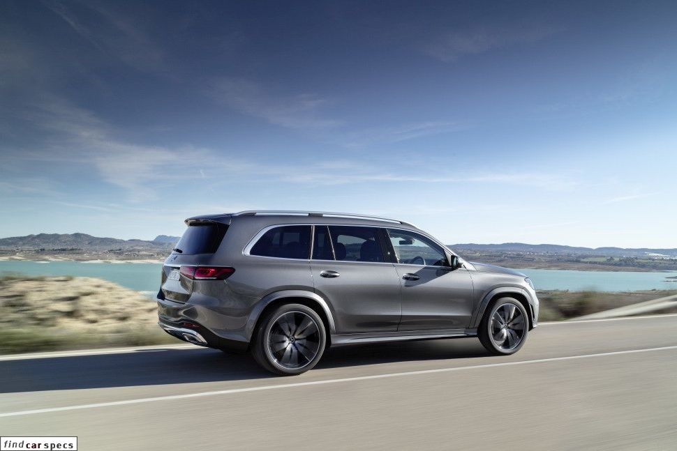 Mercedesbenz Gls Gls X167 Gls 400d 330 Hp 4matic G Tronic Diesel 2019 Gls X167 Gls 400d 3 Mercedes Mercedes Benz Mercedes Benz Models
