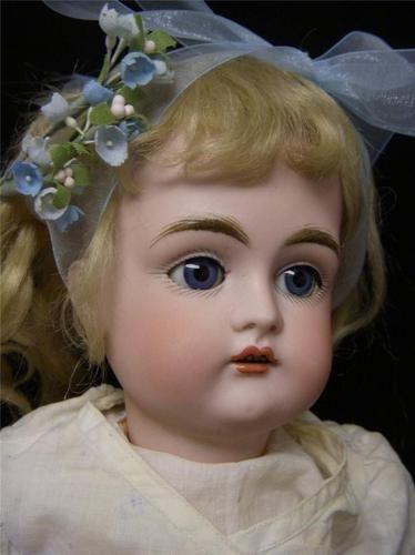 """16"""" Adorable antique Kestner Doll, mold 167- ca1890s"""