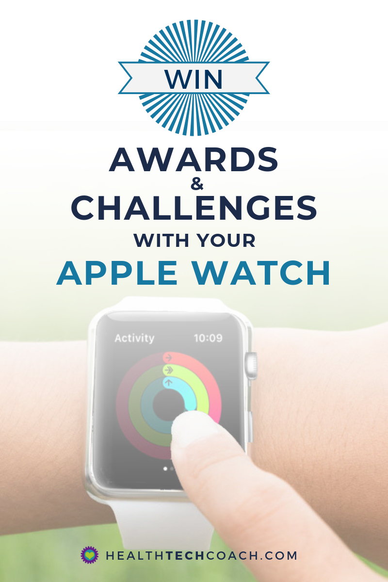 Earn Activity awards by using your Apple Watch. Learn what
