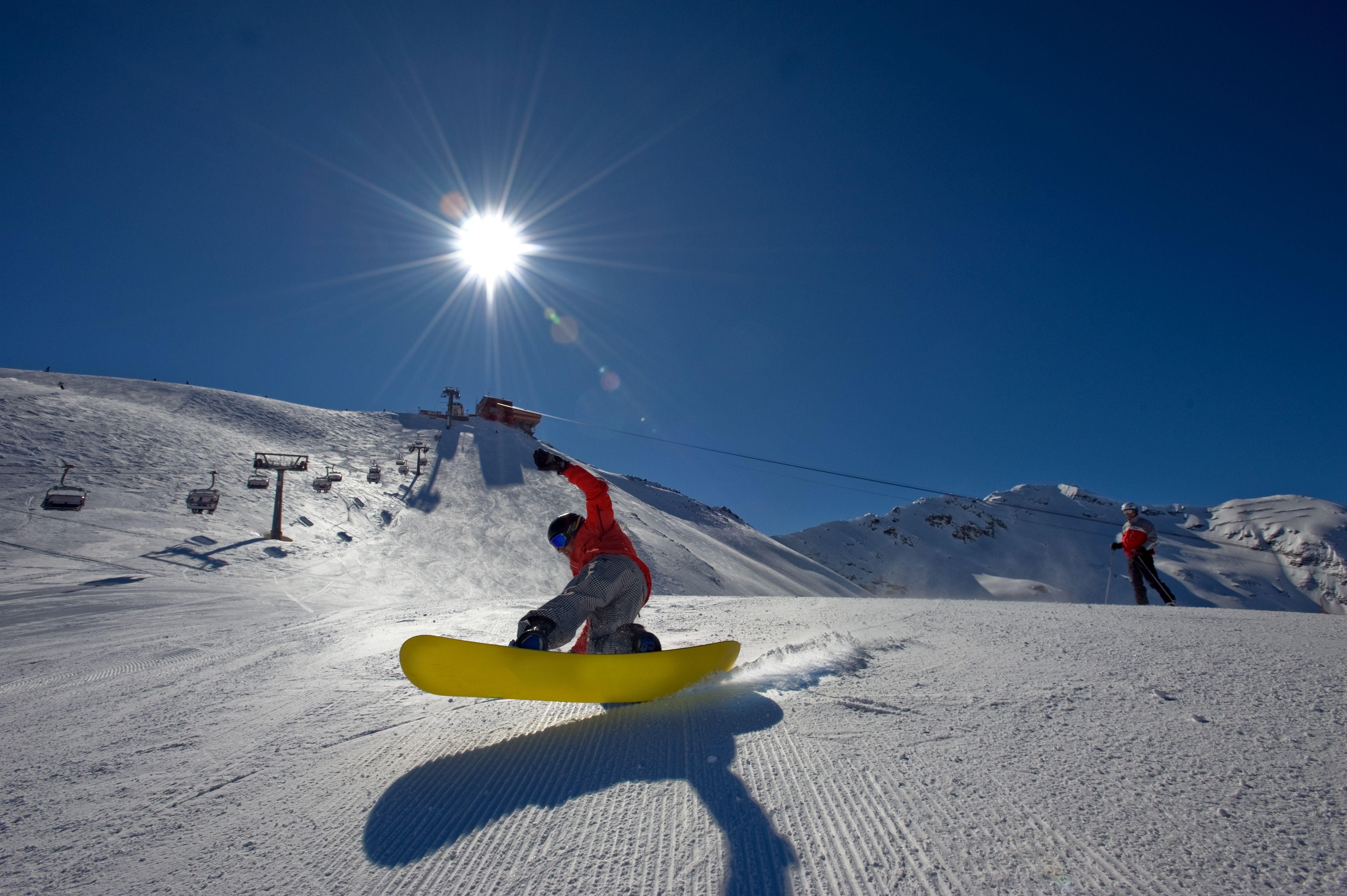 Bormio 3000  Cima Bianca 3012 m  Ski vacation Ski
