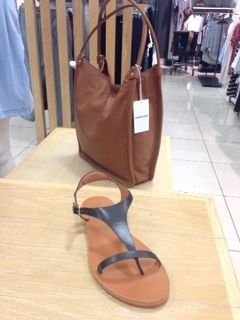 Fabulous summer sandals, perfect with our Miami Shirt dress http://www.salted-online.com/products/miami-shirt-dress