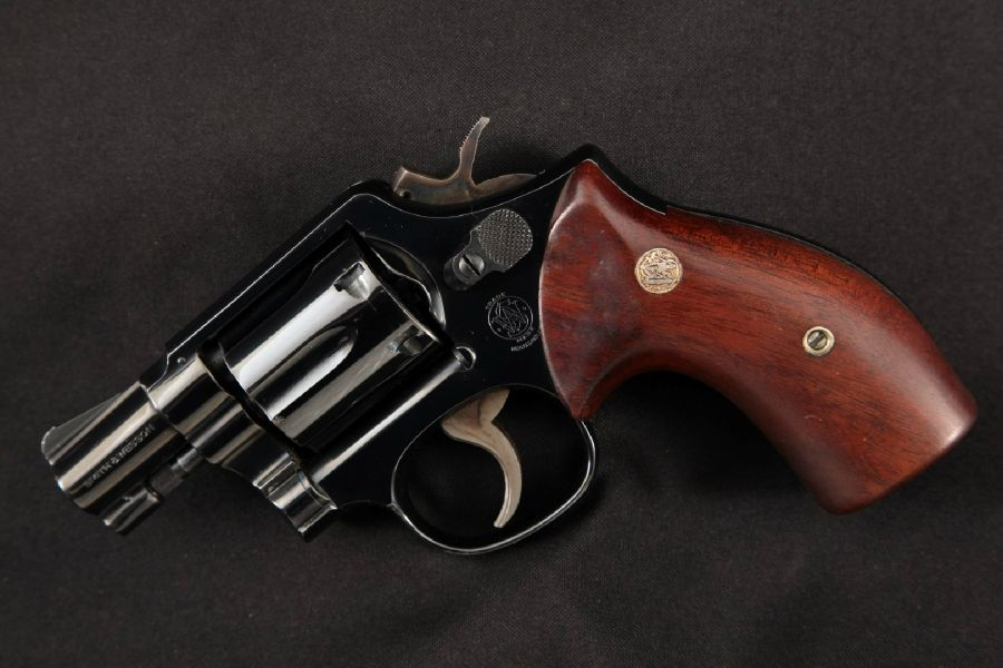 Smith & Wesson S&W Model 10-7 'The  38 Military & Police