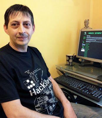 """Seguridad Informática """"A lo Jabalí ..."""": HackStory, Tenemos la Camiseta"""