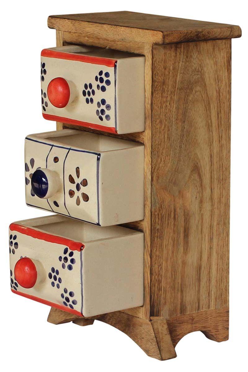 Bulk Wholesale Handmade MangoWood Storage Box Jewelry Box