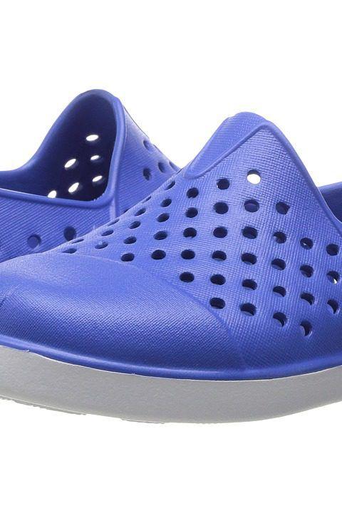 c11be117a3f TOMS Kids Romper (Toddler Little Kid) (Blue) Kid s Shoes - TOMS Kids ...