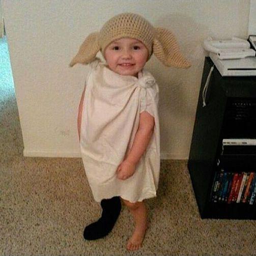 Photo of DIY Dobby Costume