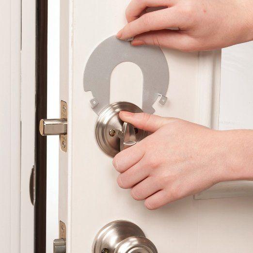 Amazon Com Safety 1st Secure Mount Deadbolt Lock Door