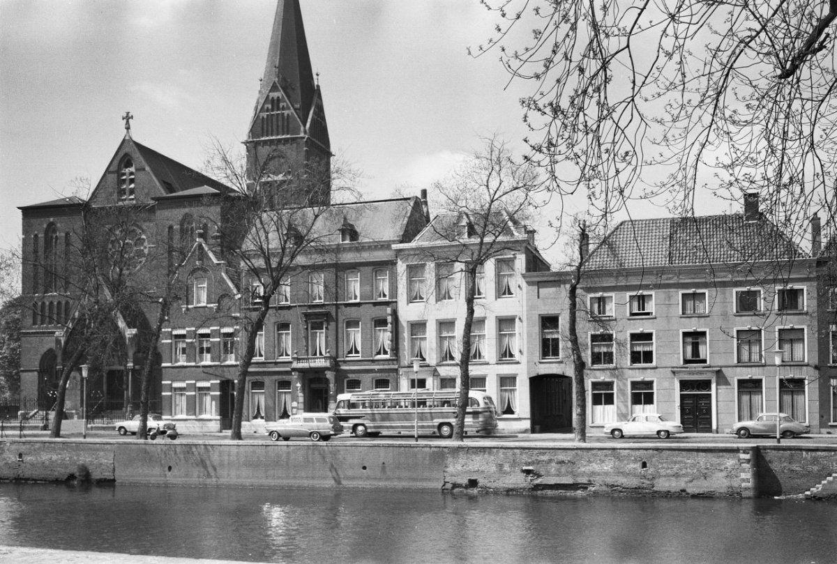 Breda. Prinsenkade 6-7-8-9. 1962.