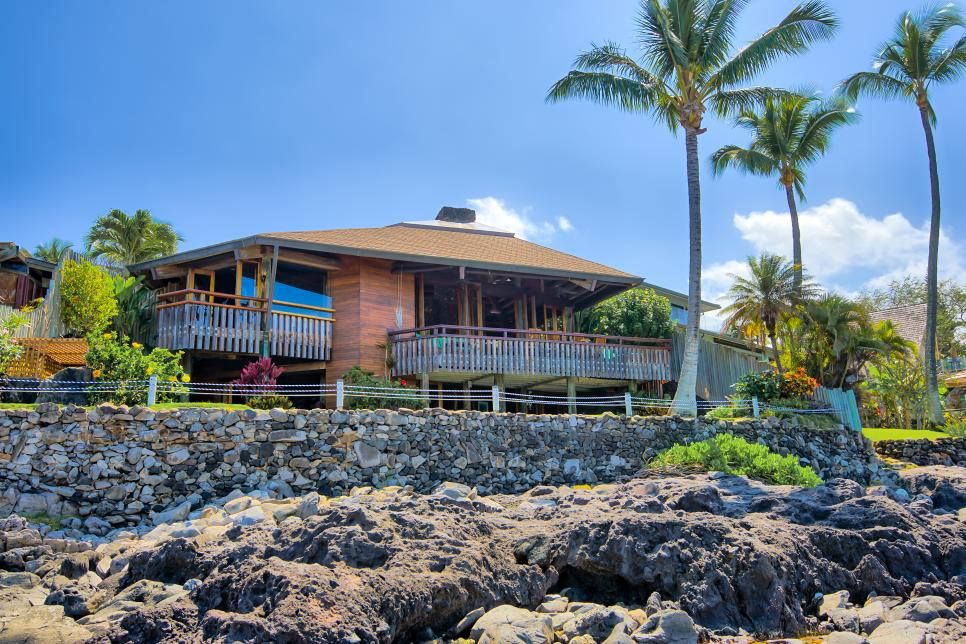 Luxury Beach Bungalow In Maui Hawaii