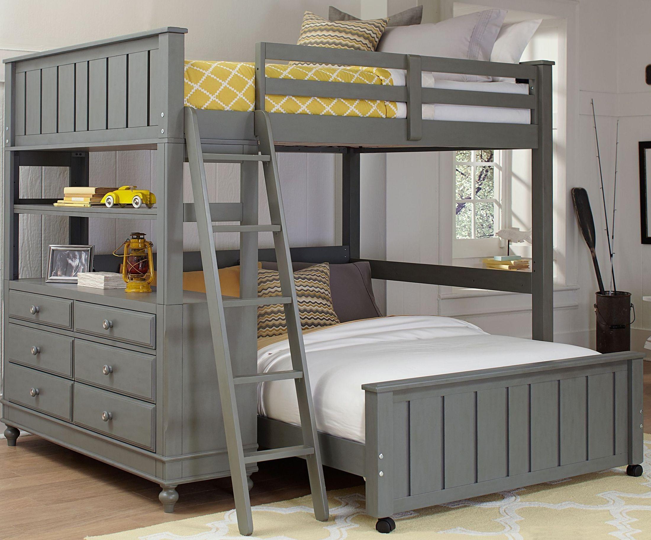 House Loft Bed Full