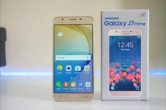 Samsung Galaxy J7 Prime Vs A5