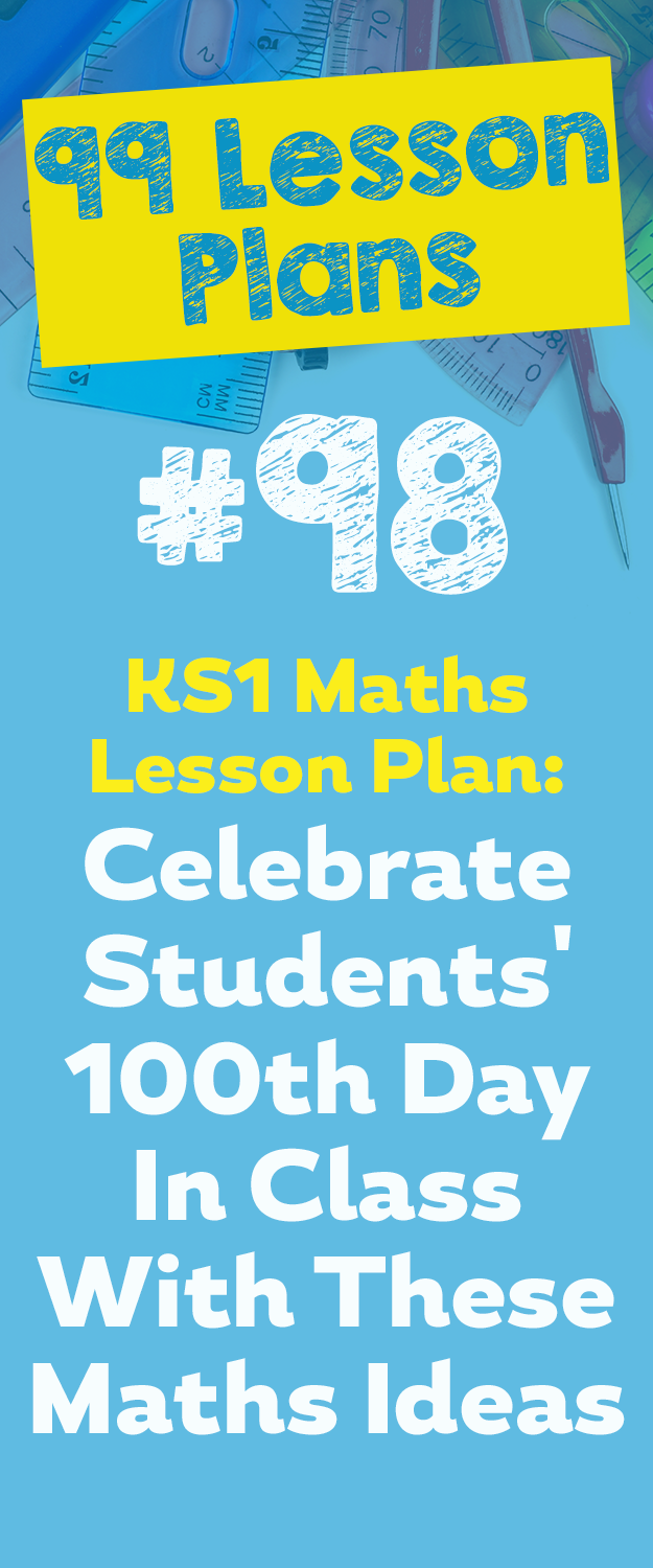 99 Lesson Plans #98 – Celebrate Students\' 100th Day In Class With ...