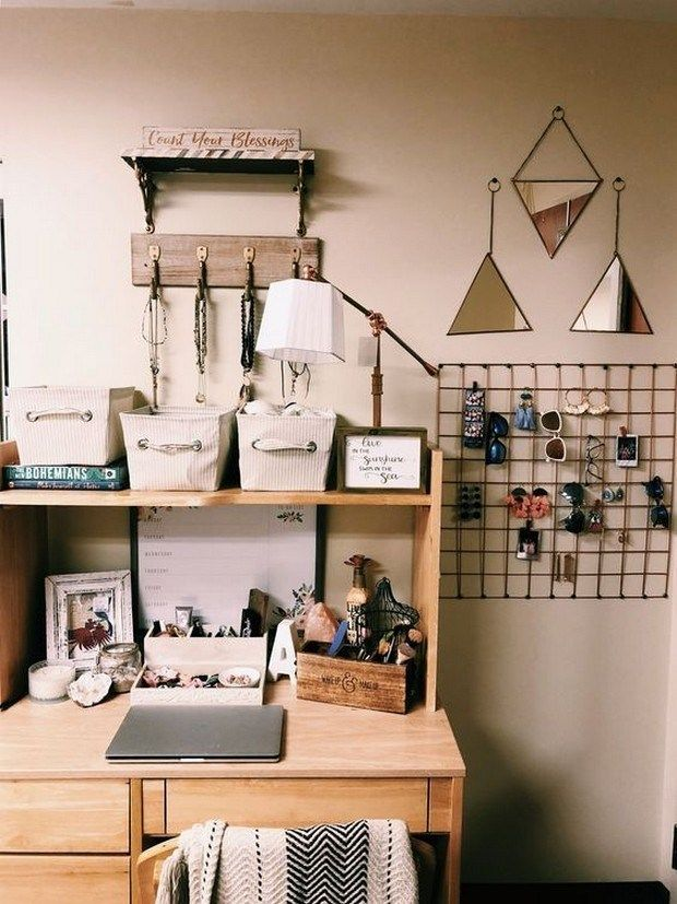 ✔ 70 gorgeous cozy dorm room ideas you'll want to copy 52 : solnet-sy.com