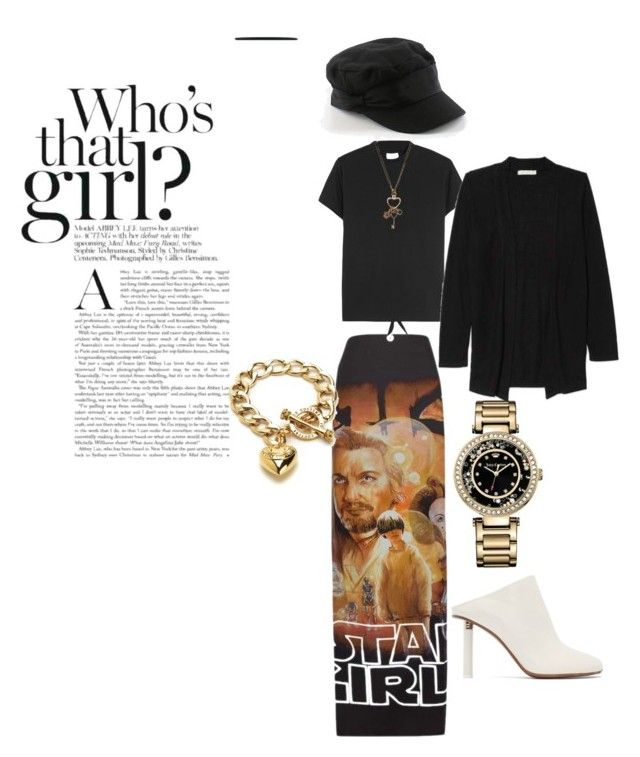 """""""I AM JMADDD STYLES..."""" by johncm on Polyvore featuring Vetements and Juicy Couture"""