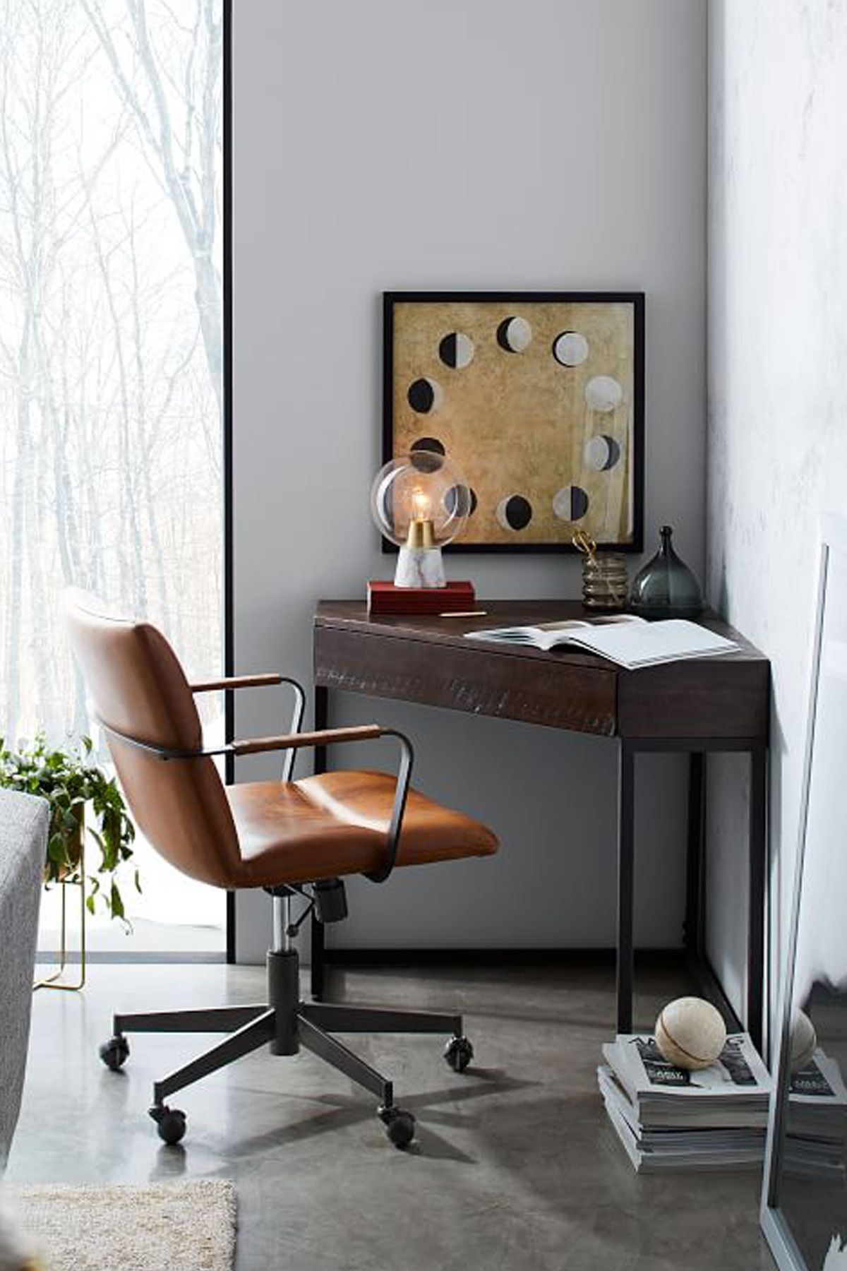 15 Genius Furniture Solutions for Small Spaces   Working areas at ...